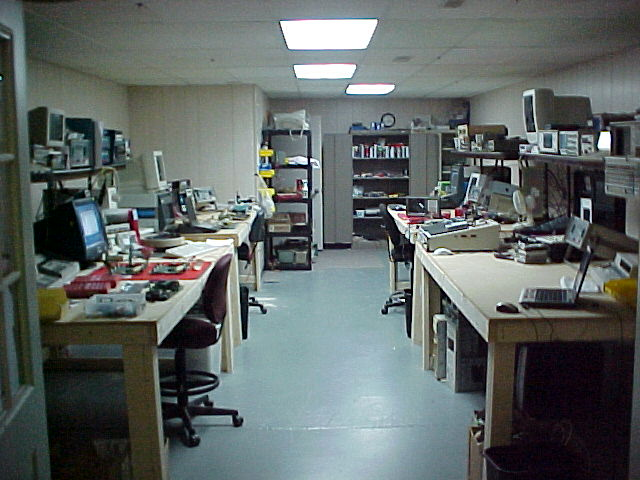 Repair Lab Workbench No 2 Industrial Electronic Repair